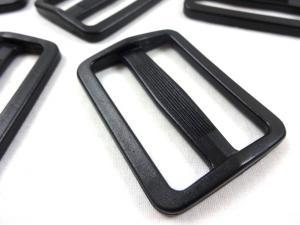 Plastic tri glide 50 mm black