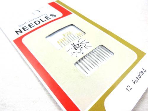 S551 Easy Threading Needles (12 pcs)