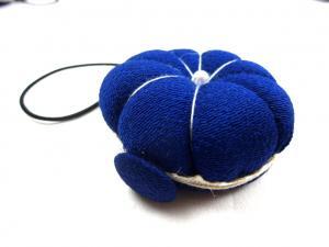 S561 Pincushion for sewing machine dark blue