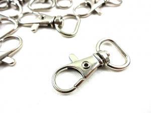 S572 Snap Hook 12 mm silver