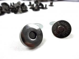 S606 Magnetlås 18 mm svart nickel