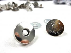S606 Magnetlås 18 mm nickel