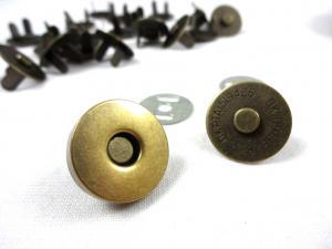 S606 Magnetlås 18 mm antikguld