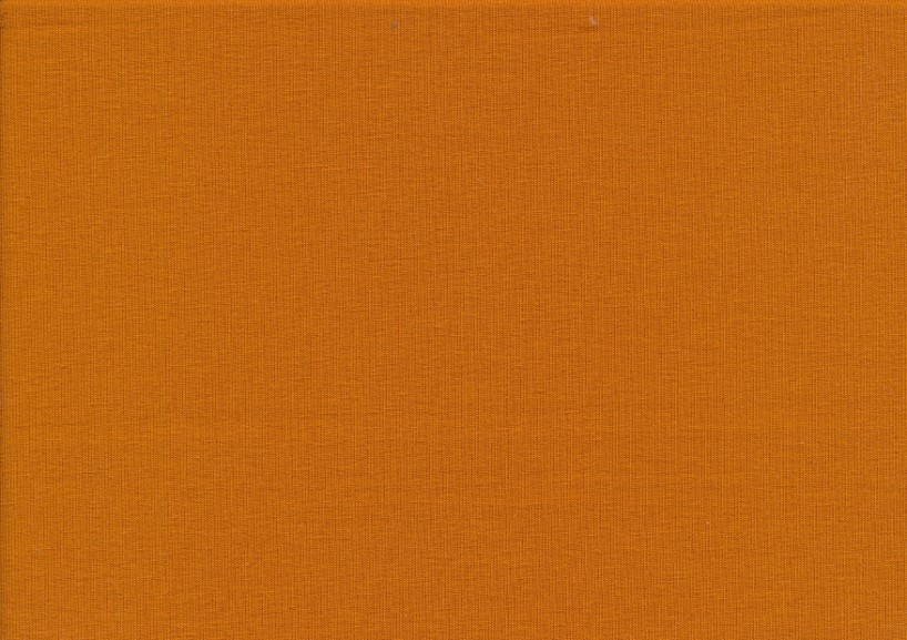Piece 12 cm - T1400 Sweatshirt Fabric rust