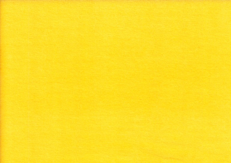 Velour plysch gul