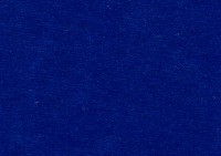 Velour plush fabric royal blue