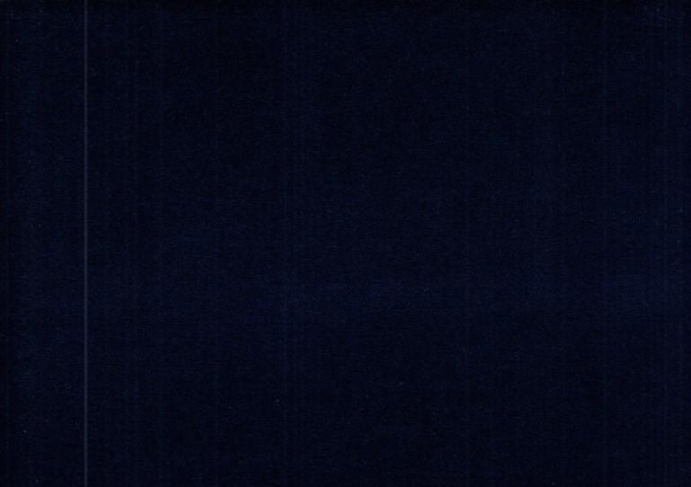 Velour plysch mörkblå