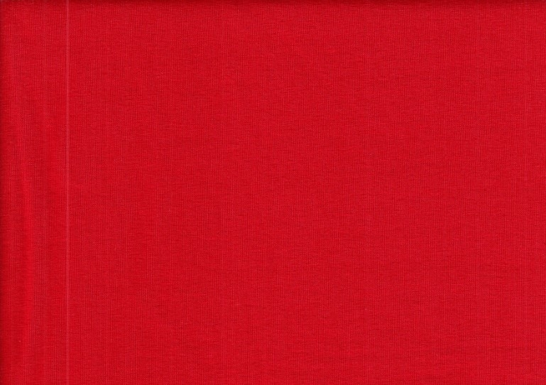 Piece 17 cm - T2000 Solid Jersey Fabric red