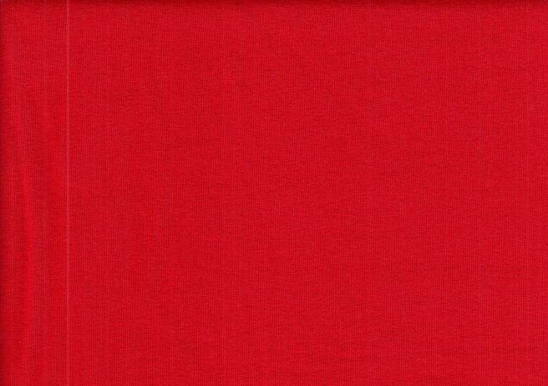 T2000 Trikå Bomull/lycra röd