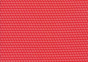 T2686 Jersey Fabric Kuller tomato red