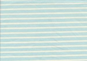 T2687 Trikå Stripes bright blue-vanilla