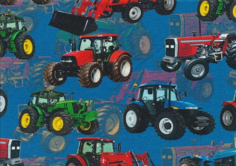 T2824 Trikå Små traktorer