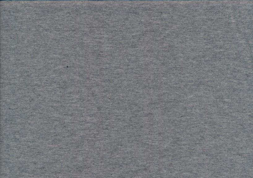 T3500 Trikå eko ljusgrå melerad