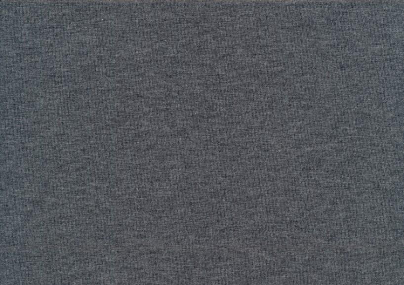 T3500 Trikå eko mörkgrå melerad