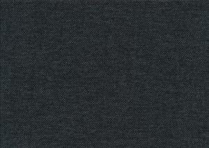 Piece 14 cm - T4428 Denim Jersey Fabric black