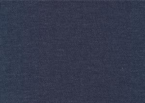 Piece 10 cm - T4428 Denim Jersey Fabric blue