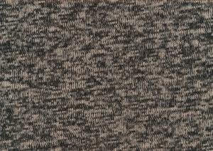 T4786 Trikåfleece brun