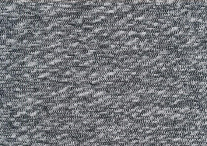 T4786 Trikåfleece ljusgrå