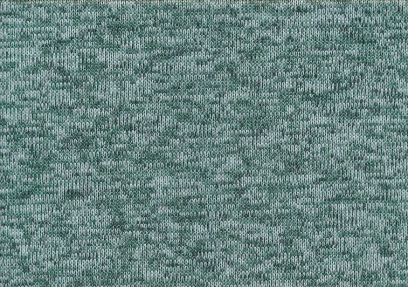 T4786 Trikåfleece grön
