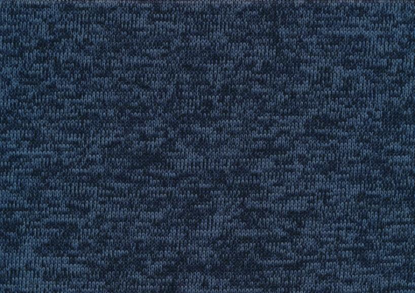 T4786 Trikåfleece mörkblå