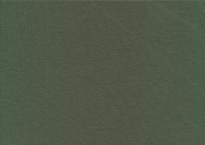T5200 French Terry Fabric army green