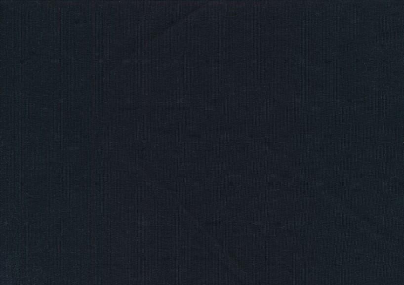 T5200 French Terry Fabric dark blue