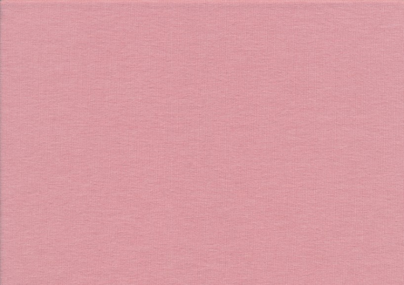 T5254 French Terry melange pink