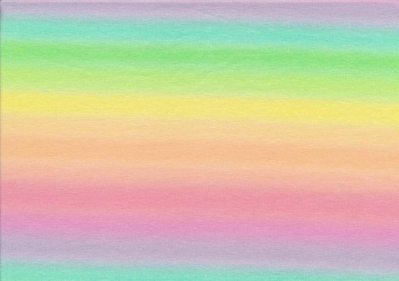 T5530 Jersey Fabric Pastel Stripes