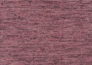 T5648 Stickad melerad rosa