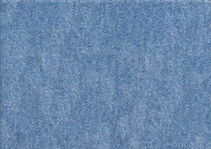 T5684 Joggingtyg Jeansmönster ljusblå