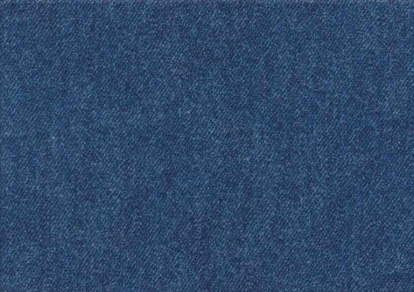 T5684 Joggingtyg Jeansmönster mörkblå
