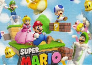 T5717 Joggingtyg Super Mario