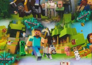 T5720 Joggingtyg Minecraft