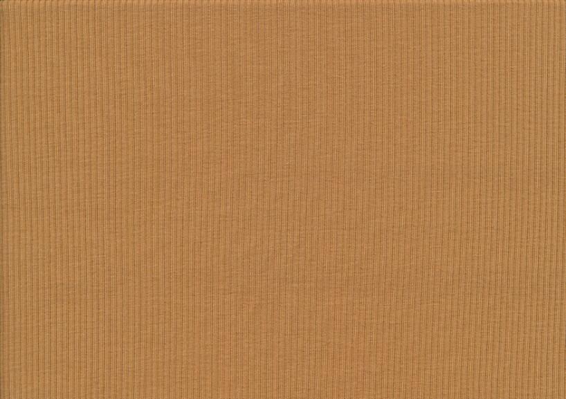 T5738 Ribbad trikå ljusbrun