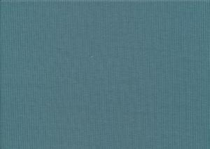 T5738 Ribbad trikå blågrön