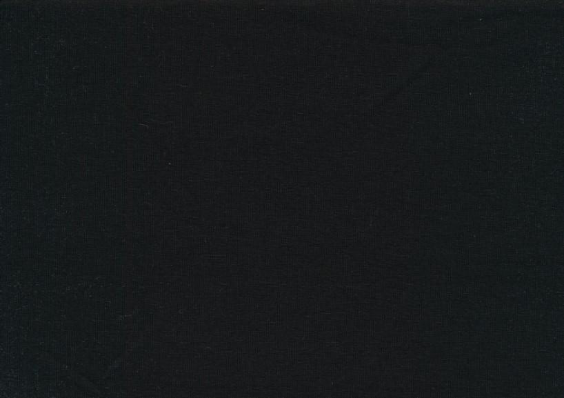 STUV 19 cm - T5758 Trikå ekologisk svart