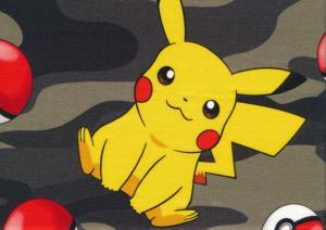 T5781 Joggingtyg Pikachu