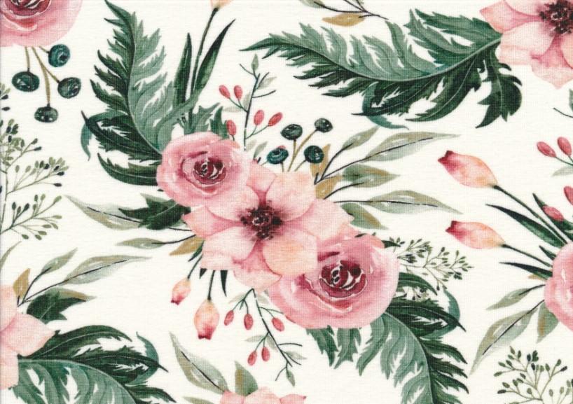 T5788 Jersey Fabric Bouquet