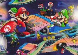 T5795 Joggingtyg Mario Kart