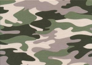 T5834 Joggingtyg Kamouflage beige