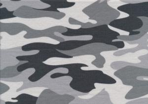 T5834 Joggingtyg Kamouflage grå