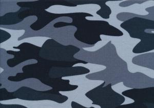 STUV 29 cm - T5834 Joggingtyg Kamouflage blå