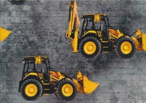 T6135 Trikå Arbetsmaskiner grå