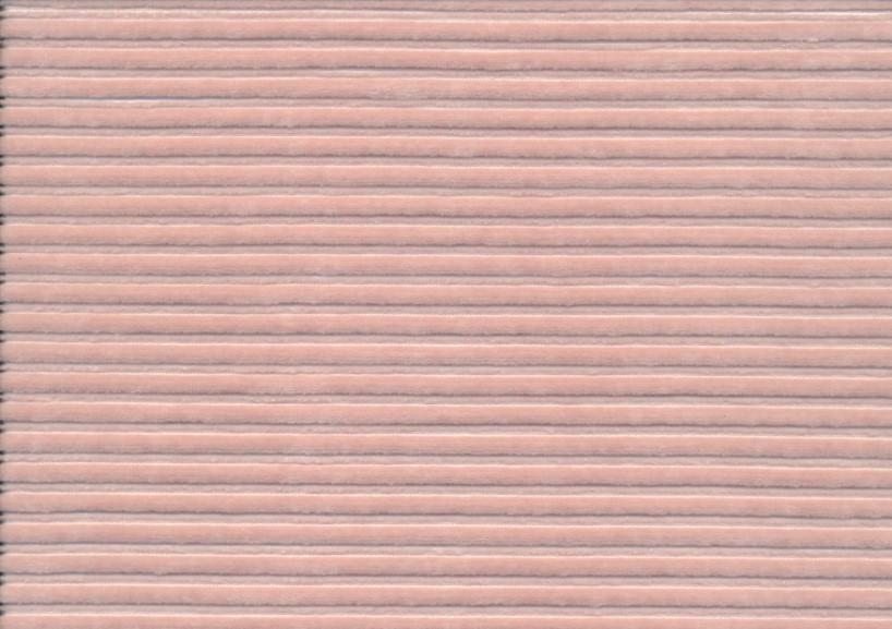 T6136 Velour manchester ljusrosa