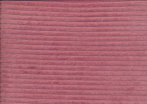 T6136 Velour manchester gammelrosa