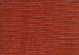 T6136 Velour manchester brun