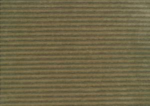 T6136 Velour manchester olivgrön