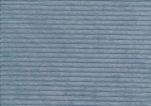 T6136 Velour manchester ljusblå