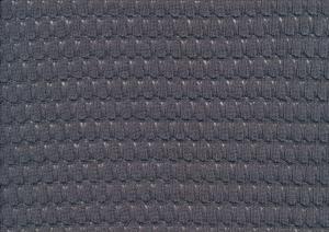 T6153 Stickad Bubbles dark grey