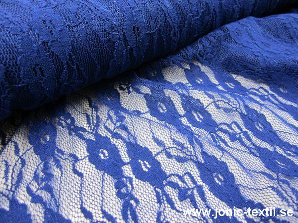 Stretchspets royalblå